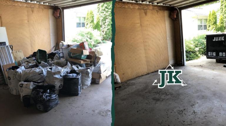 garage cleanup