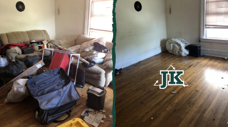 eviction clean-up