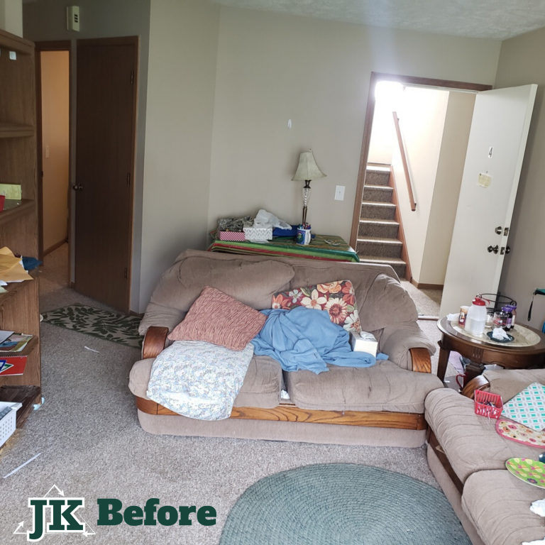 Carpet Removal and Disposal