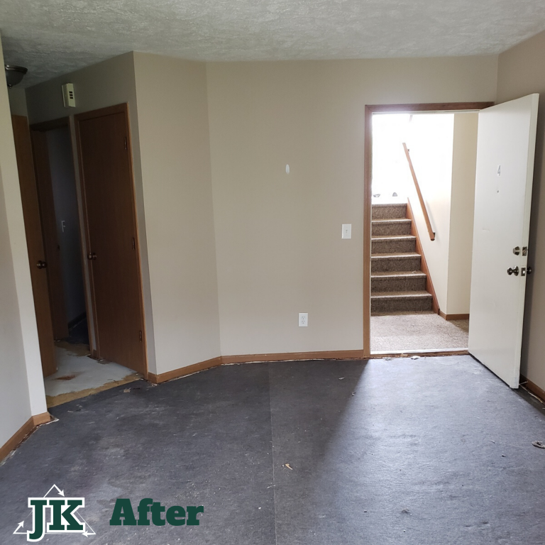 Flooring Removal and Disposal