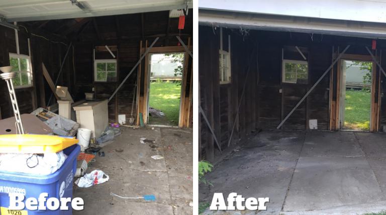Garage Clean Out