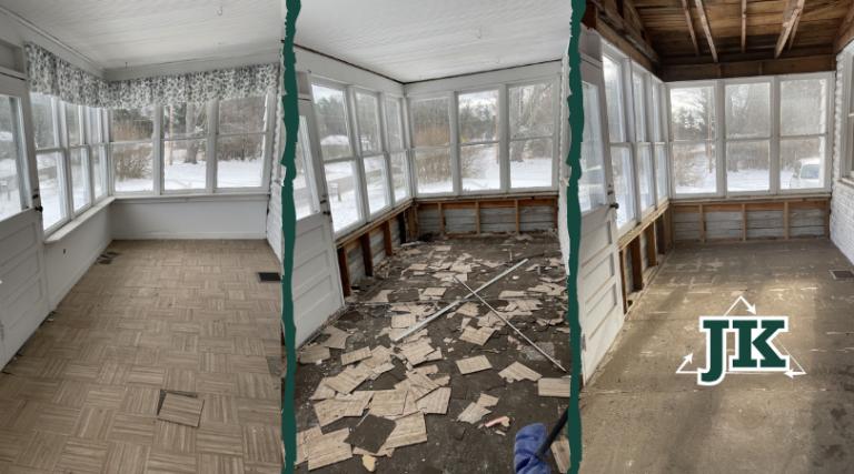 Interior Demolition Services