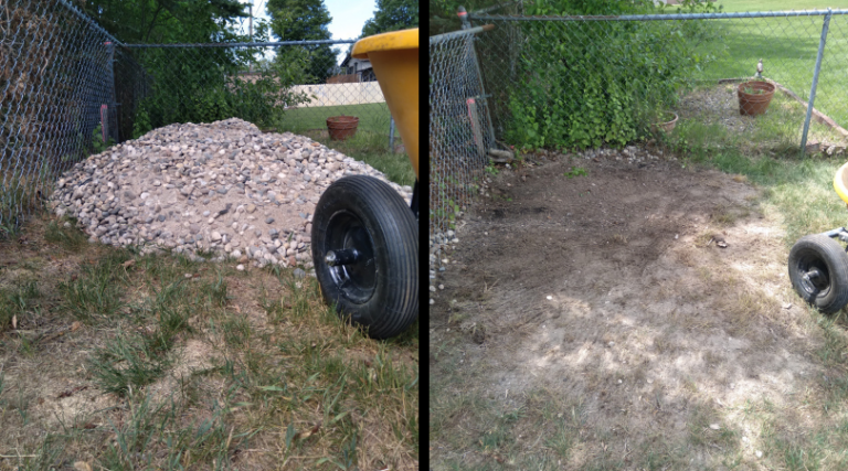 rock removal